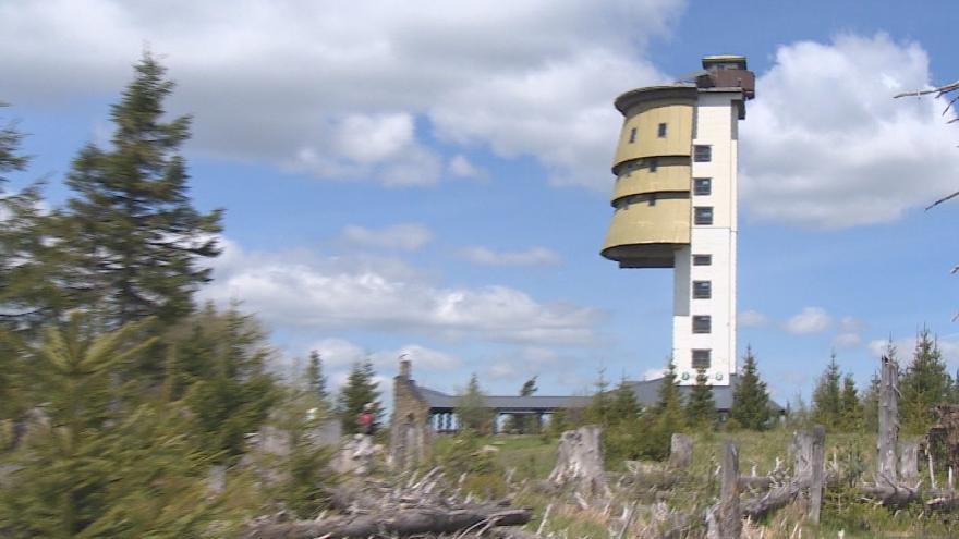 Video Rozhlednu Poledník čeká rekonstrukce. Měla by dostat i informační centrum