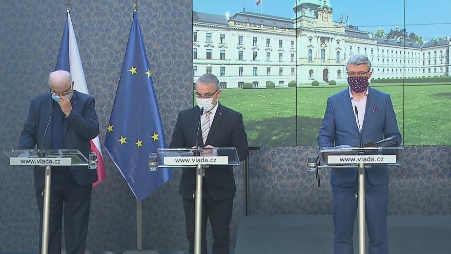 Video Brífink po jednání tripartity 25. května