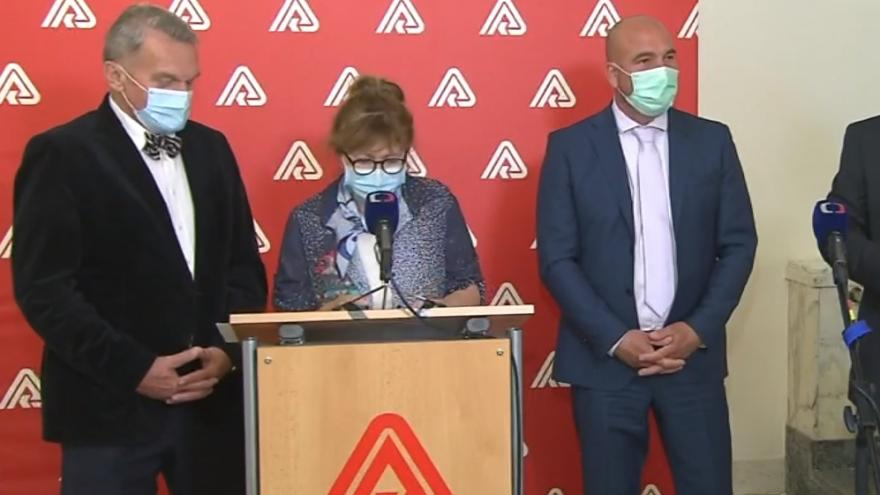Video Brífink po jednání správní rady VZP ze 25. května