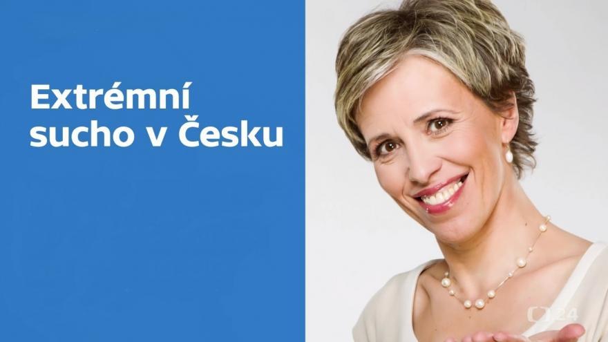 Video Otázky a odpovědi s meteoroložkou ČT Alenou Zárybnickou