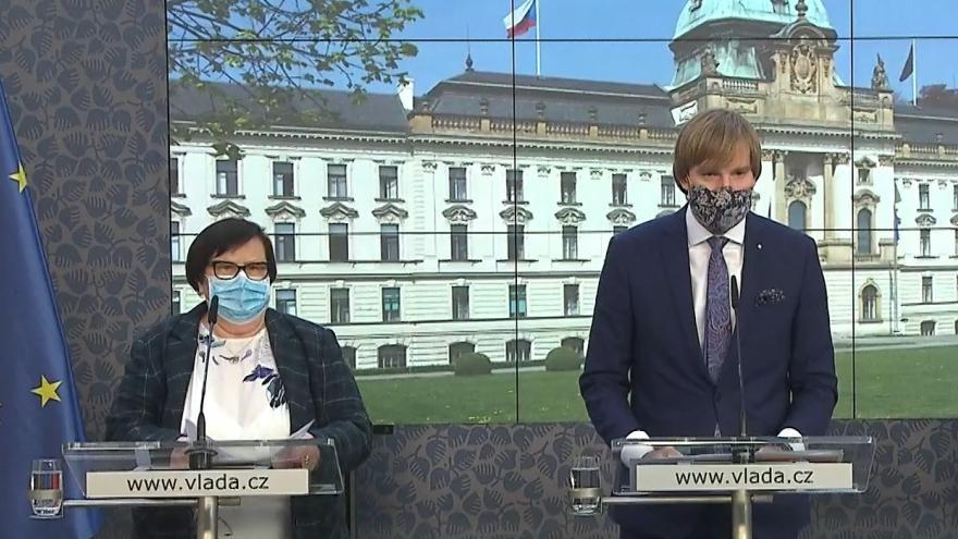 Video Brífink po jednání vlády z 1. června