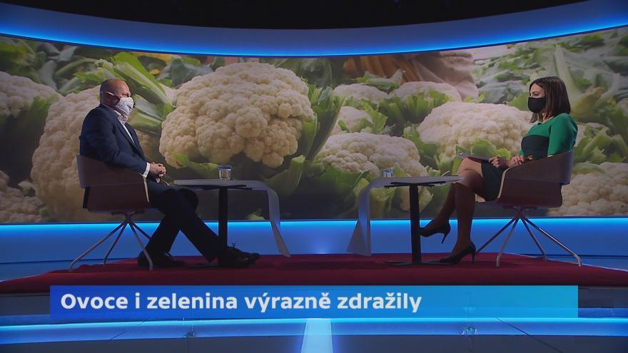 Video Martin Pýcha v Interview ČT24
