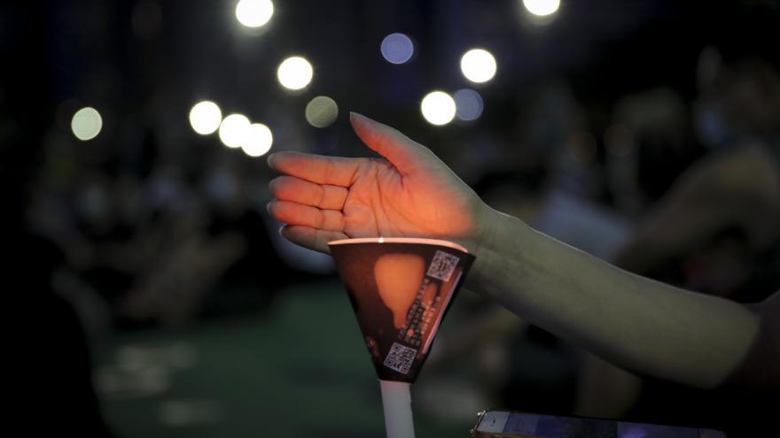 Video Události: Hongkong si připomíná výročí obětí masakru na Náměstí nebeského klidu