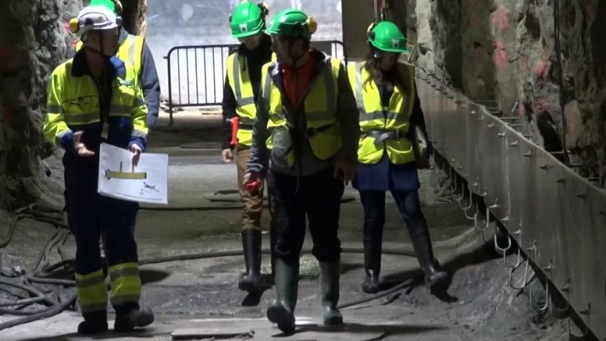 Video Byla vybrána čtyři místa pro sklad jaderného odpadu