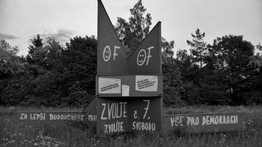 Video Události ČT: Před 30lety se konaly první svobodné volby