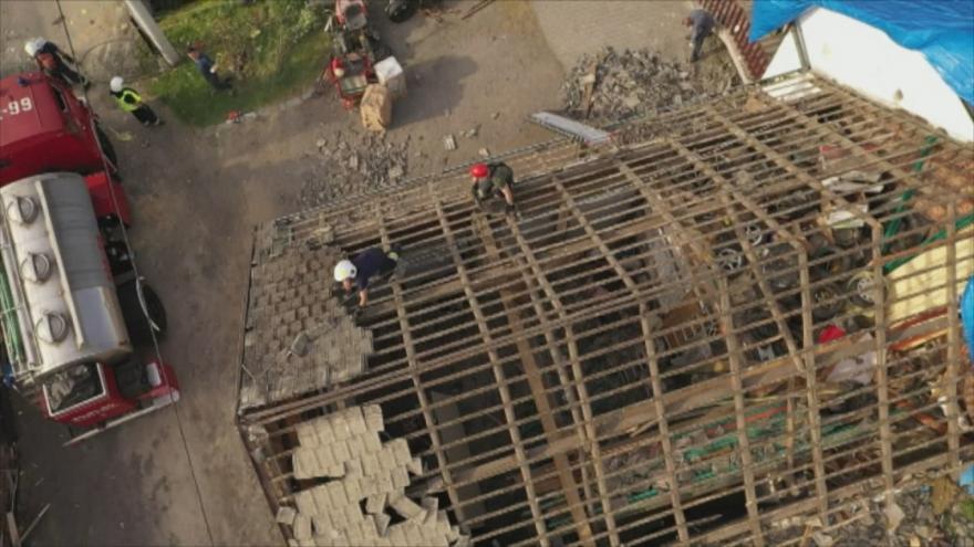 Video Silné bouře na jihu Polska. Tornádo nikoho nezranilo