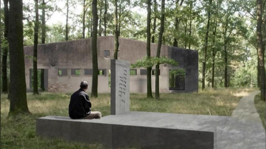Video Brífink k výsledkům soutěže o podobu budoucího památníku v Letech