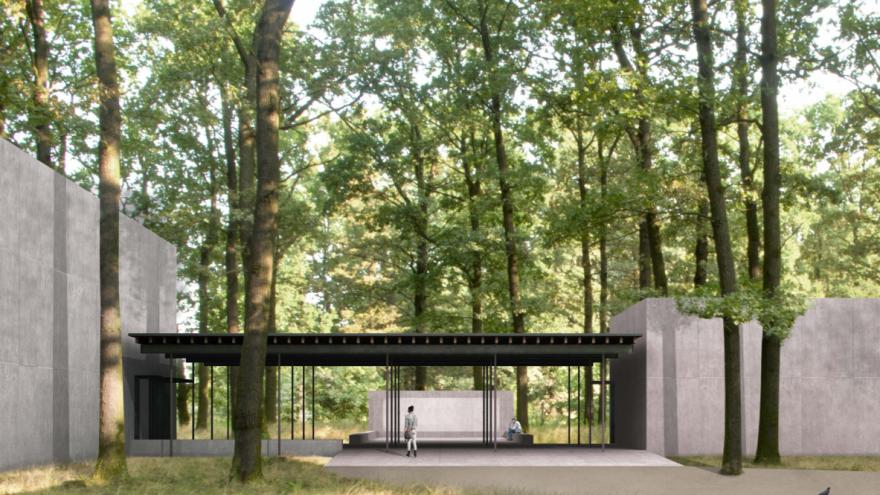 Video Události ČT: Porota vybrala podobu památníku holocaustu v Letech