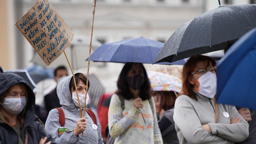 Video Události ČT: Milion chvilek zamířil na náměstí
