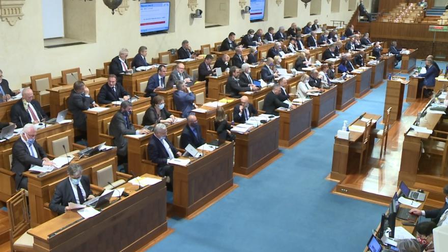 Video Záznam z jednání schůze Senátu PČR 10. června