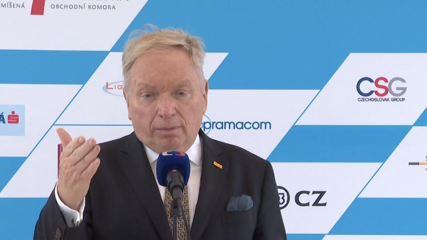 Video Předání výtěžku česko-izraelské smíšené obchodní komory