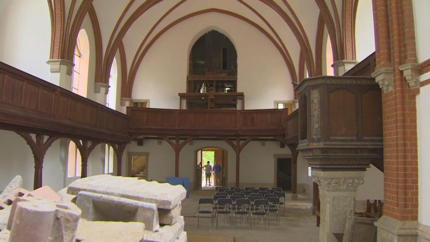Video Více než tisíc kostelů se otevřelo příchozím. Noc kostelů se měla konat již před týdnem