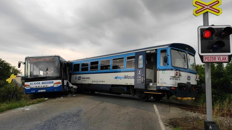 Video Události: Nehoda na Benešovsku