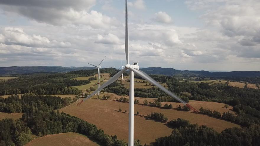 Video Až třetina energie z větru. Podle studie je v Česku pro větrné elektrárny vhodný terén i klima
