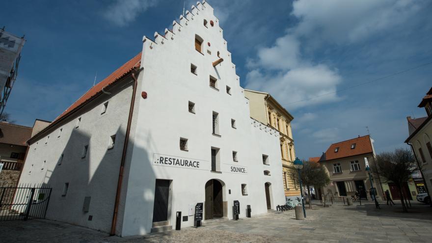 Video Události: Českobudějovická Solnice se dočkala vydařené rekonstrukce