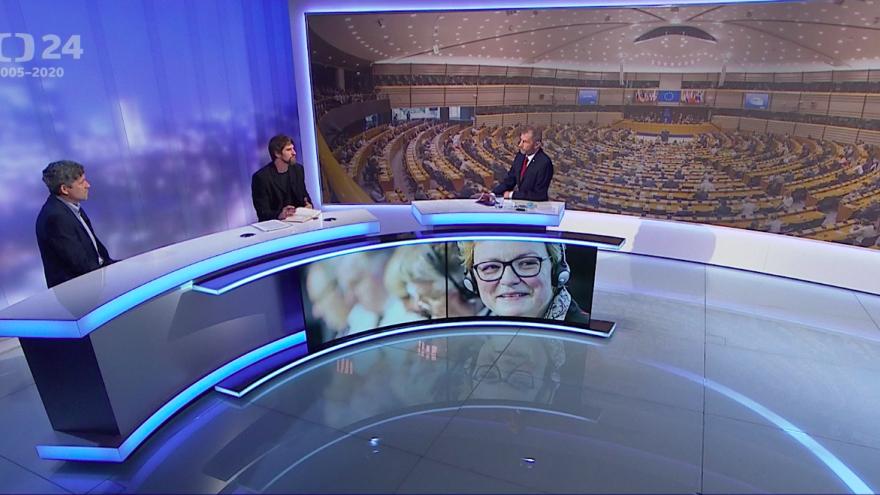 Video Události, komentáře: Jaký ohlas bude mít rezoluce Evropského parlamentu?