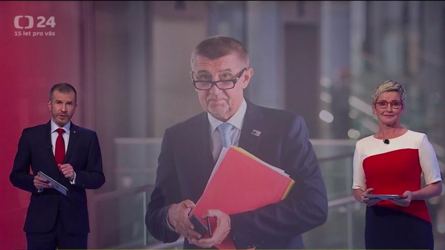 Video Události, komentáře: Andrej Babiš ve střetu zájmů