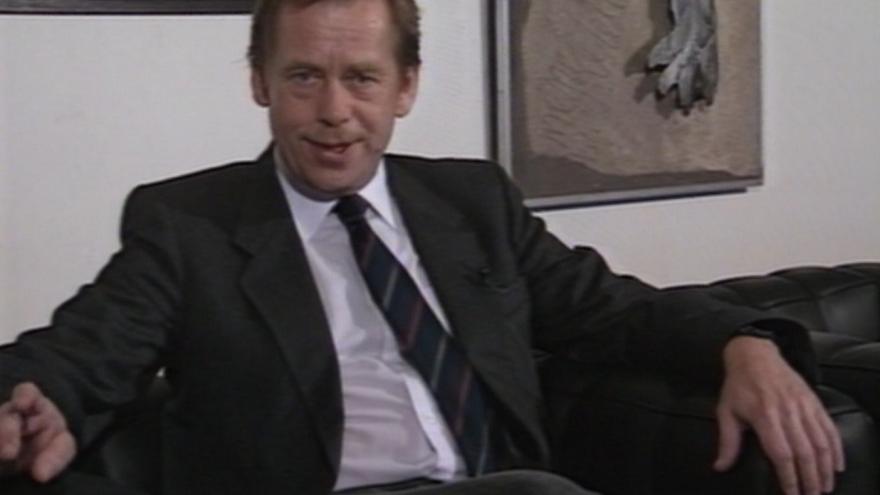 Video Václav Havel ke dni nezávislosti