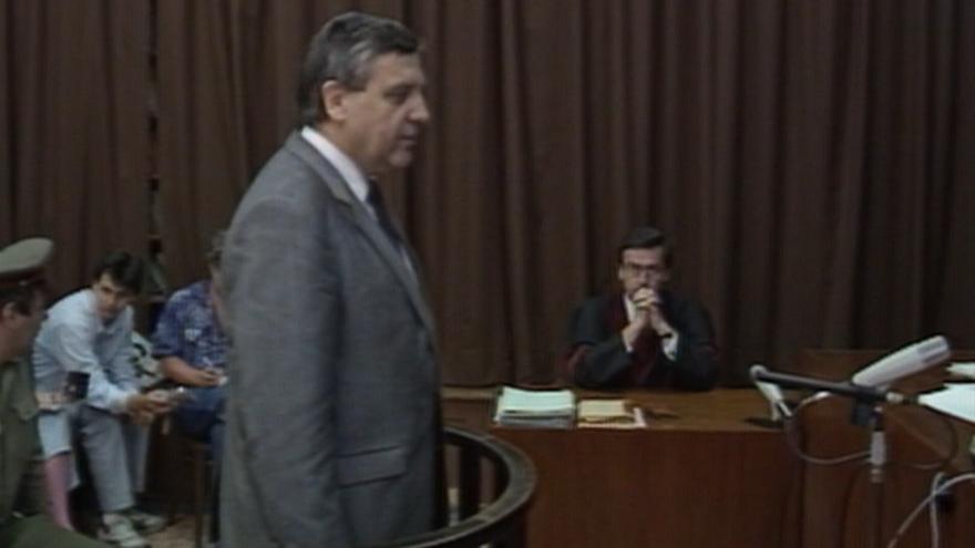Video Miroslav Štěpán se hájí před soudem