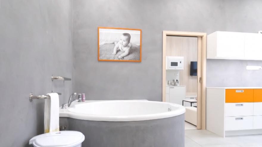 Video Studio 6: Bulovka otevřela nové porodní apartmány