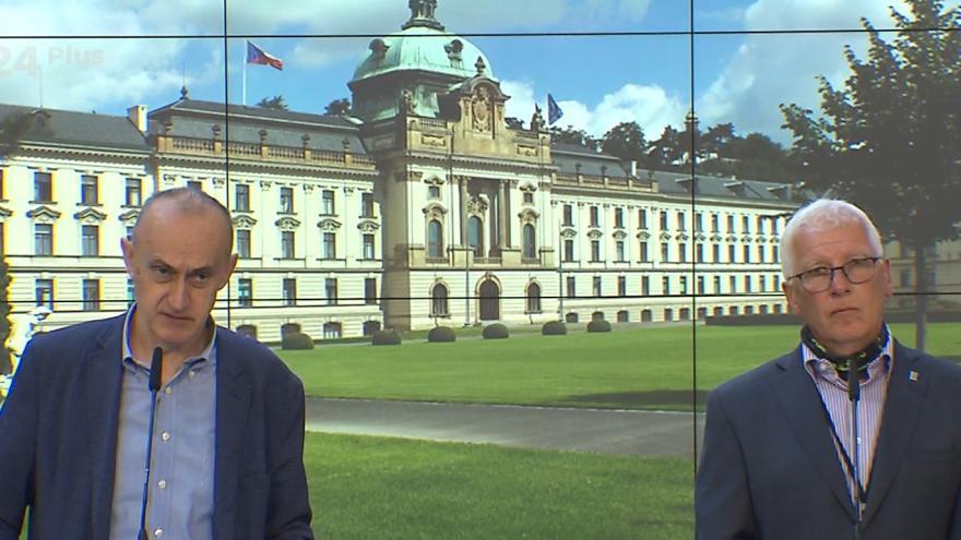 Video Brífink po jednání Rady pro výzkum, vývoj a inovace