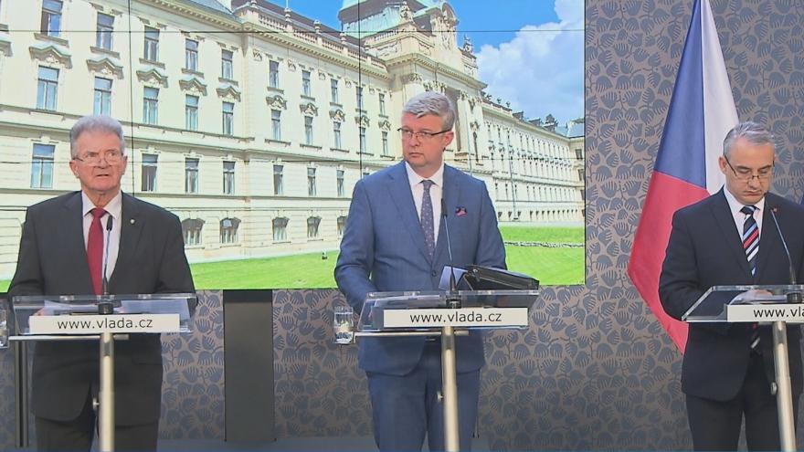 Video Brífink po jednání tripartity 29. června