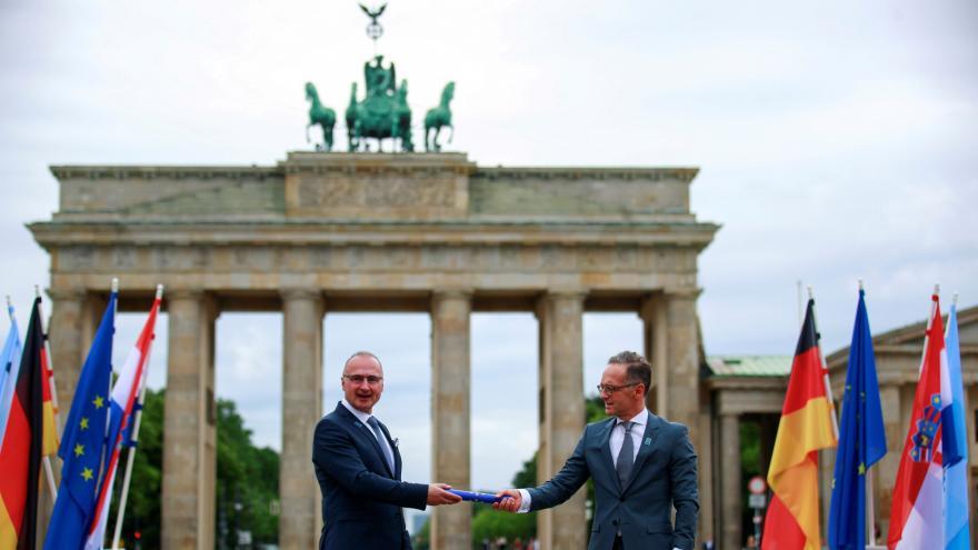 Video 90' ČT24 - Německo přebírá předsednictví v EU