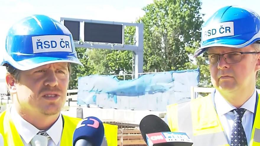Video Brífink k modernizaci dálnice D1