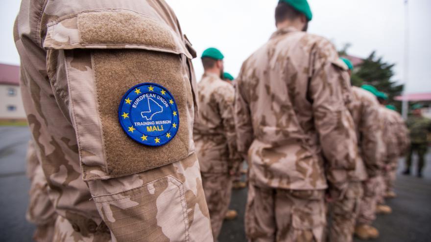 Video Události: Výcvik vojáků na misi v Mali