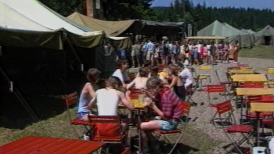 Video Hygiena v letních táborech