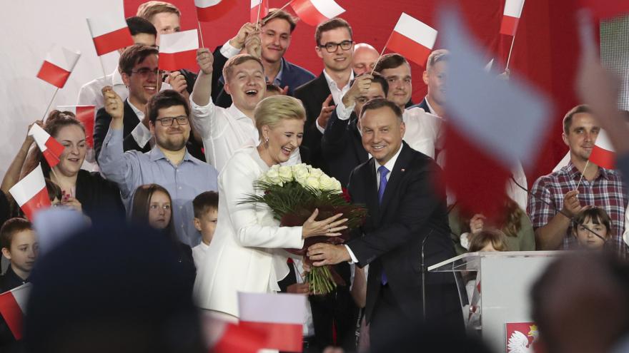 Video Mimořádné pořady ČT24 - Polské prezidentské volby