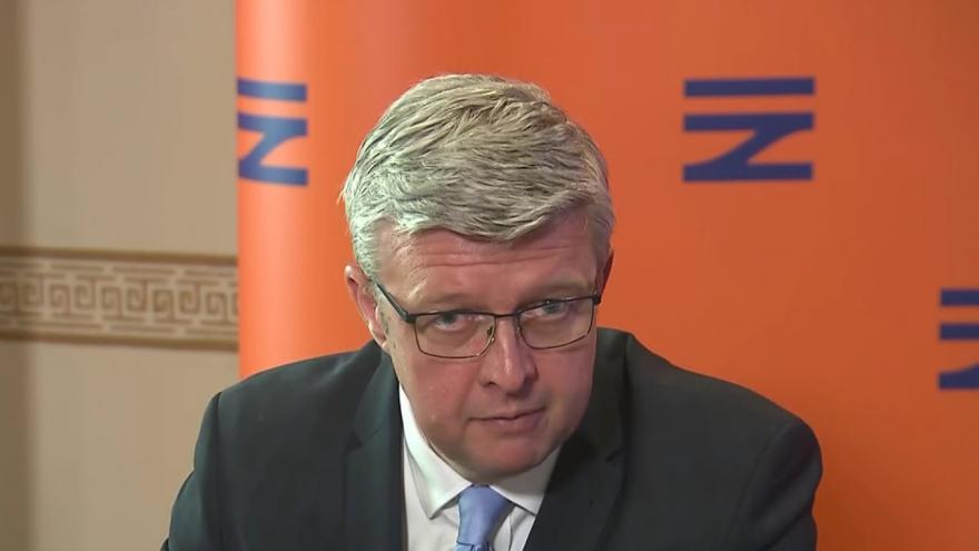 Video Brífink o posílení investic do zabezpečení železnic