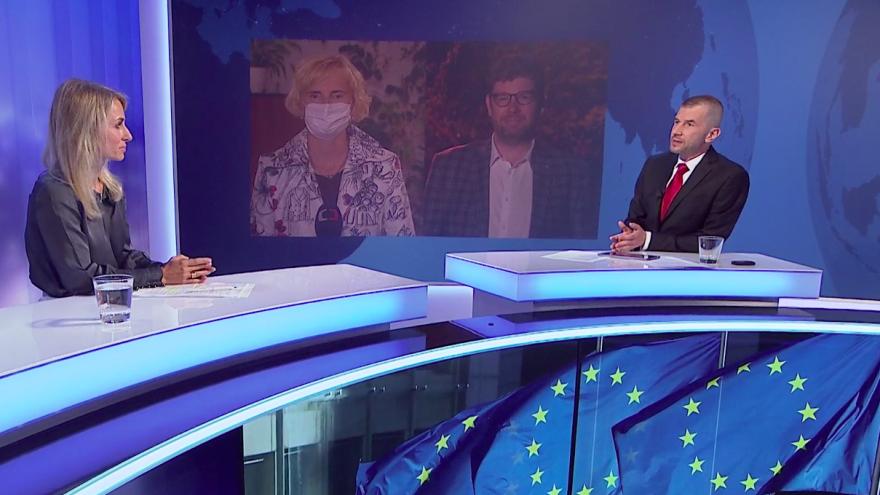 Video Události. komentáře: Jak spravedlivě rozdělit 750 miliard Eur