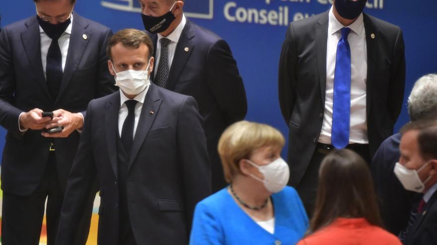 Video Události: Summit EU ohledně obnovy ekonomik