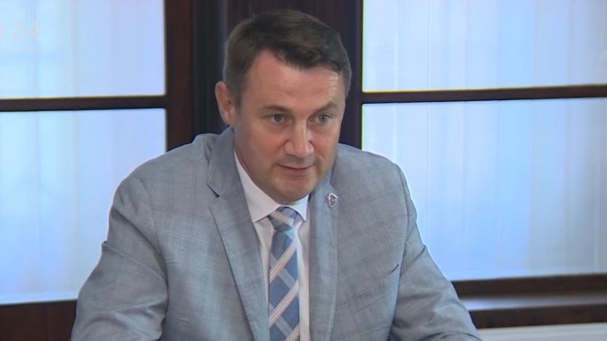 Video Tisková konference k opatření proti koronaviru na Liberecku