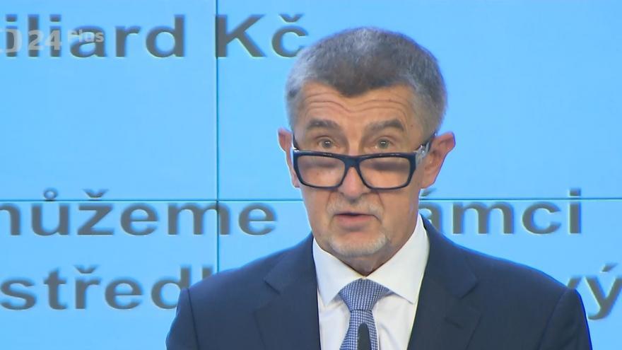 Video TK Babiš k výsledkům jednání Evropské rady