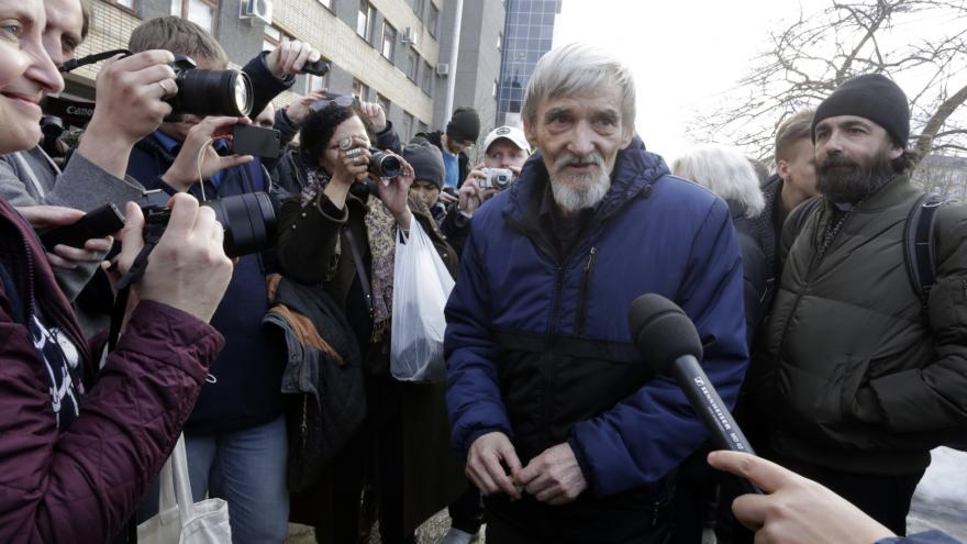 Video Události: Soud s ruským historikem