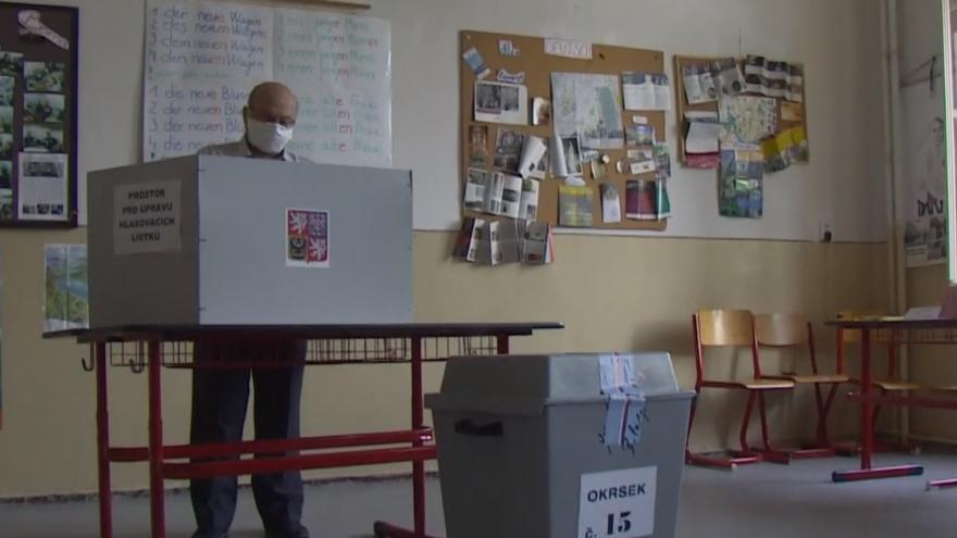 Video 90' ČT24 - Volby v době karantény