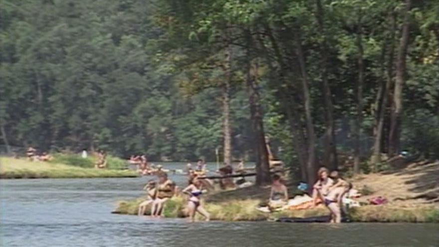 Video Co se stalo na hostivařské přehradě