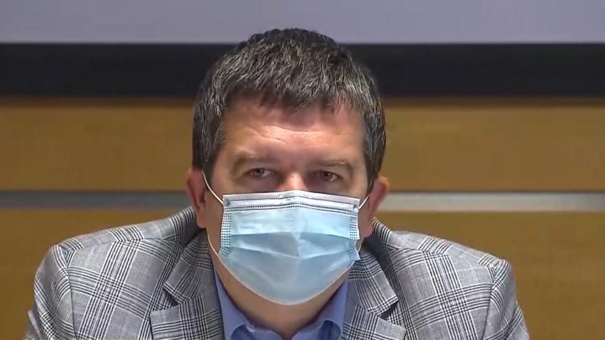 Video Brífink ministra vnitra o možných úpravách voleb během pandemie