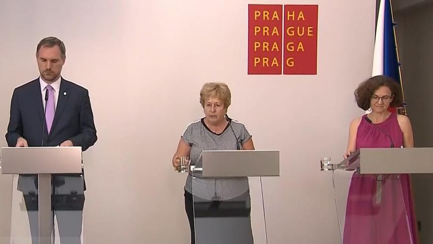 Video Brífink po jednání Bezpečnostní rady hl. m. Prahy