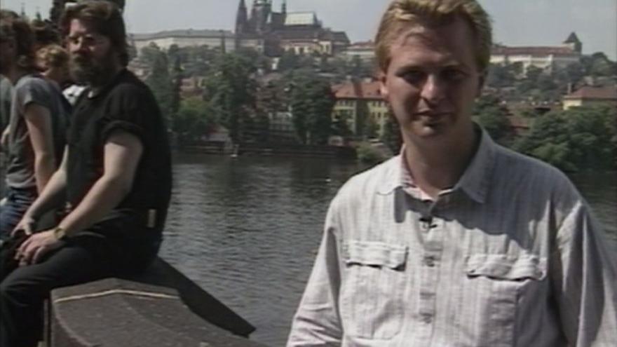 Video Co se stalo v Praze