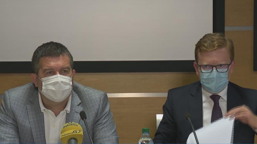 Video Brífink ministra vnitra k podzimním volbám a mimořádné situaci v libanonském Bejrútu