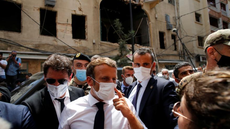 Video Události: Následky výbuchu v Bejrútu