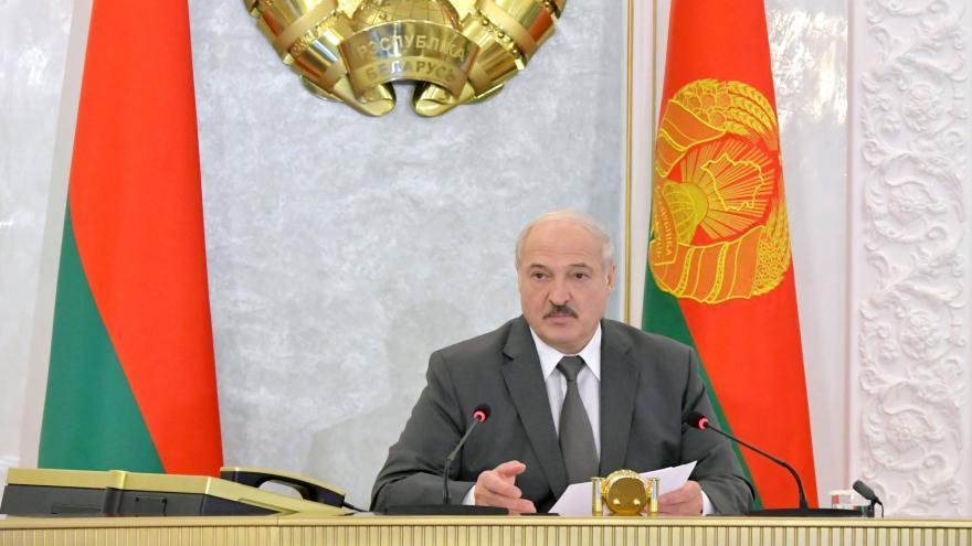 Video Horizont ČT24: Nová běloruská ústava