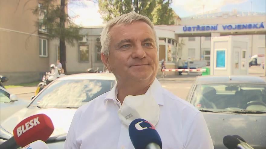 Video Kancléř Vratislav Mynář o stavu prezidenta Miloše Zemana