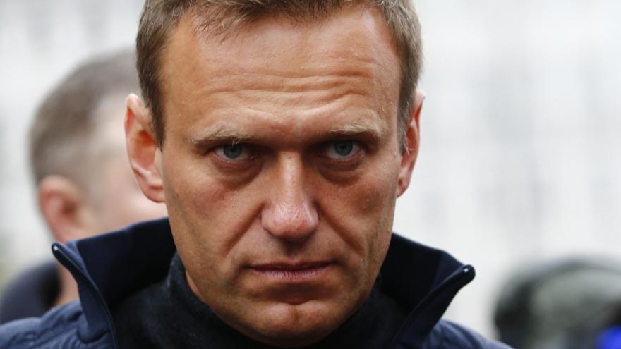 Video Horizont ČT24: Dění kolem Navalného