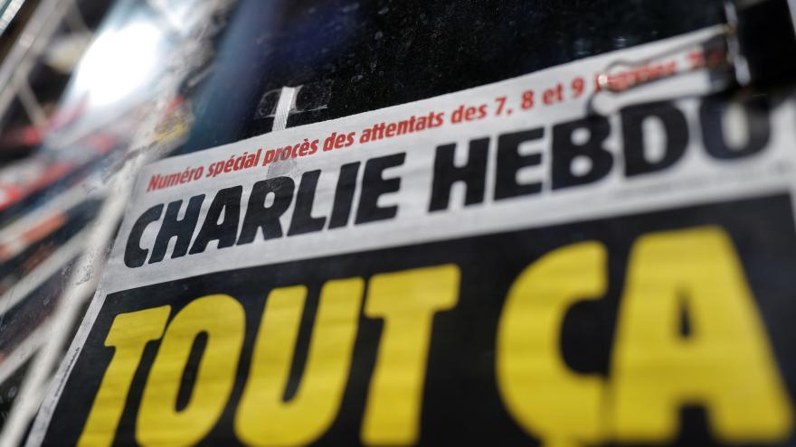 Video Jan Šmíd: Charlie Hebdo