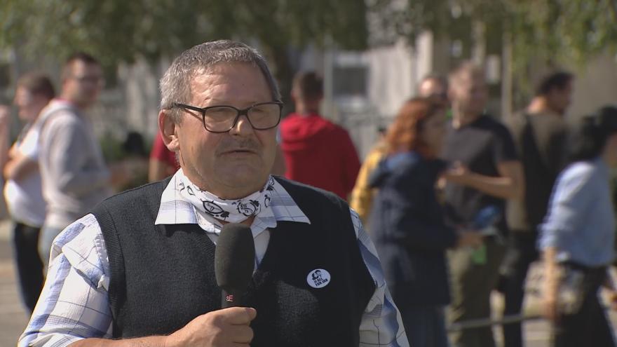 Video Rozhovor s Jozefem Kuciakem, otcem zavražděného novináře Jána Kuciaka