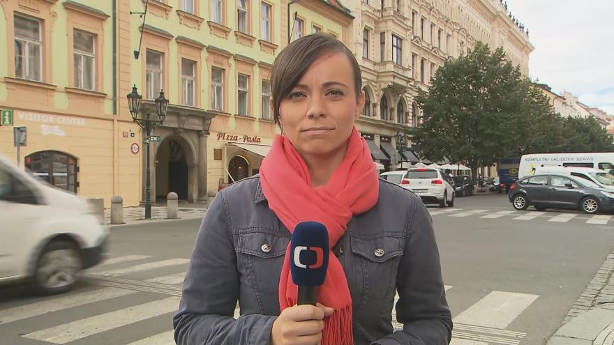 Video Studio ČT24: Změny v cestovatelském semaforu
